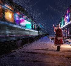 christmas lights train ride travel oklahoma attractions things to do christmas train