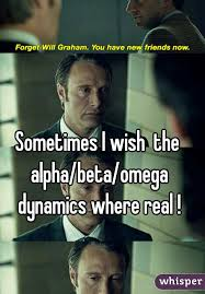 Alpha Meme - i wish the alpha beta omega dynamics where real