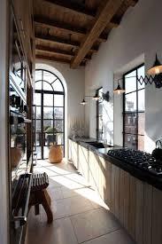 cuisine sous veranda cuisine sous pente toit avec galerie avec cuisine sous pente des