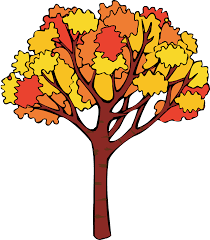tree with fall leaves clip art cliparts and others art inspiration