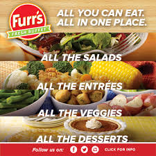 current features furr s fresh buffet