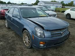 cadillac 2006 cts for sale 1g6dp577360177313 2006 blue cadillac cts on sale in oh