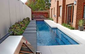 small lap pools 5 modern lap pool design ideas by out from the blue regarding small