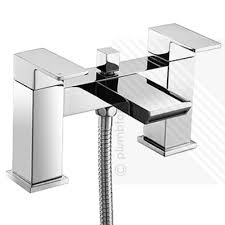 escobar modern bath shower mixer basin tap pack deck mounted brass