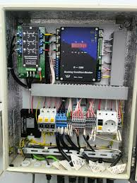 monitoring systems of power transformer equipment