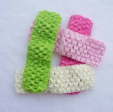 crochet bands kids hair accessories picture more detailed picture about 52pcs