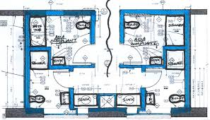 bathroom floor plan ideas restroom plans amazing semi trailer floor plans ideas picture