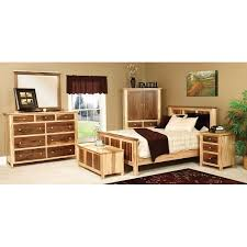 cornwell collection bedroom set amish crafted furniture