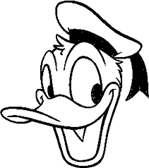 disney character donald duck coloring pages womanmate com