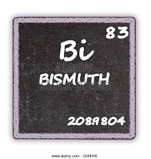 Bismuth Periodic Table Post Transition Metal Stock Photos U0026 Post Transition Metal Stock