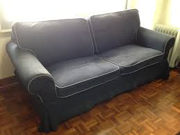 klippan sofa bed denim sofa ikea home design ideas and pictures