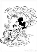 Mickey Coloring Pages On Coloring Book Info Mickey Mouse Coloring Pages