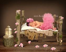 photography props real wood photo prop log bed newborn photography prop made