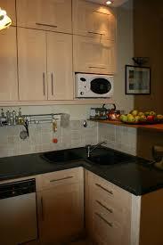 cuisine avec evier d angle meuble d angle cuisine avec evier cuisine idées de décoration