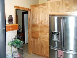 Hickory Kitchen Cabinets Hickory