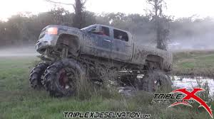 mud truck diesel brothers monster duramax at mud truck madness youtube