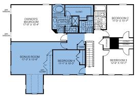 ryan homes ravenna model floor plan home and home ideas