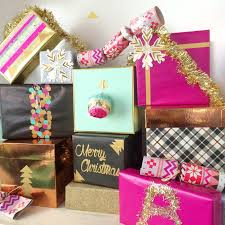 gift wrap with tissue paper wrap it colorful gift wrap up a kailo chic