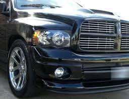 2003 dodge ram tail lights dodge ram 2500 2003 2005 black headlights and tail lights