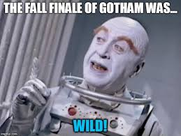 Mr Freeze Meme - gotham imgflip