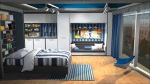 micro apartment interior design mini apartment design concept pleted with bed and small sofa model