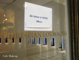 paris beauty crawl café makeup bloglovin u0027