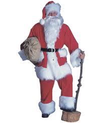 santa suits and santa costumes