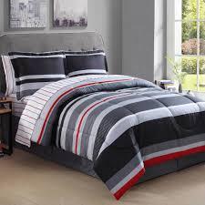 Isabella Bedroom Set Young America Arden Stripe Bed In A Bag Walmart Com