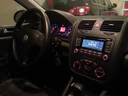 vwvortex com upgraded to vw rcn 210 bluetooth enabled radio