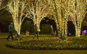 holiday lights cheekwood estate u0026 gardens nashville