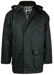 mens countryman quilted cotton waxed jacket 3 colours amazon co