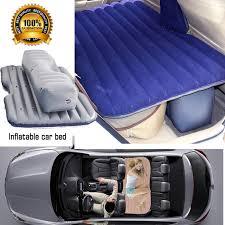 siege auto gonflable expédition rapide nouveau flocage gonflable voiture de lit de