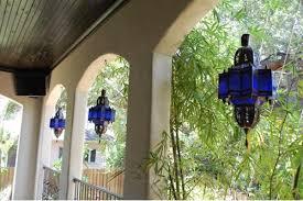 Moroccan Outdoor Lights Rustic Lighting Rustic Hanging Ls Outdoor Lighting Home