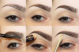 proper way to fill in eyebrows how to apply concealer on eyebrows