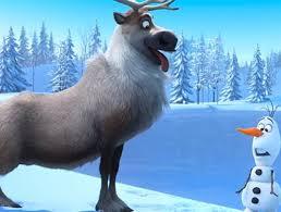 frozen u0027s favorite animated movie olaf funny elsa