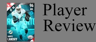 final edition jarvis landry player review madden 16 ultimate