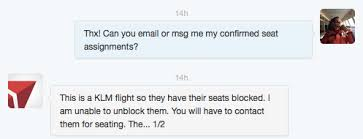 klm reservation siege my mind numbing experience trying to book klm economy comfort with