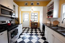 black and white kitchen floor images black and white kitchen design ideas