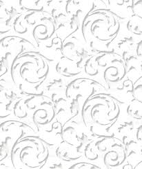 damask wrapping paper vector baroque damask white lace texture luxury floral