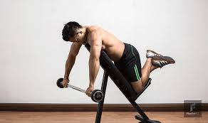Bench Barbell Row ว ธ ฝ กท า Wide Grip Incline Bench Barbell Row