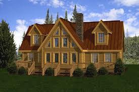 cabin home log cabin home floor plans battle creek log homes tn nc ky ga