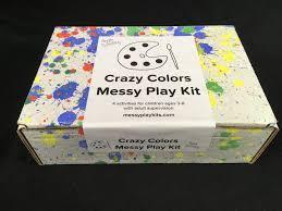 art kit for kids oobleck activity kit kids craft kit