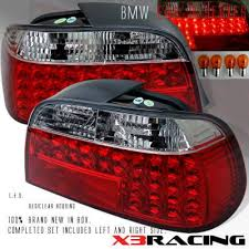 e38 euro tail lights shop for bmw 7 series led tail lights on bodykits com