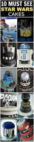 10 Must See Star Wars Birthday Cakes Catch My Party