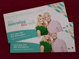 home design show nec this morning live nec birmingham autumn s mummy
