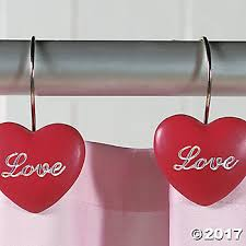 Heart Bathroom Accessories Heart Bathroom Accessories Home Decor Accents Holiday Decorations