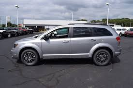 Dodge Journey Seating - new 2017 dodge journey se sport utility in pekin 1783393