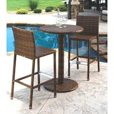 Bar Height Patio Chairs by Bar Height Patio Table 6 Chairs Patio Bar Height Dining Table Set