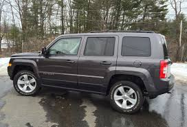 is a jeep patriot a car review 2015 jeep patriot is a budget suv that s plenty capable