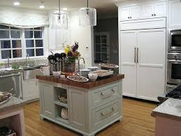 black kitchen island with butcher block top butcher kitchen island craftsmen kitchen island with butcher block